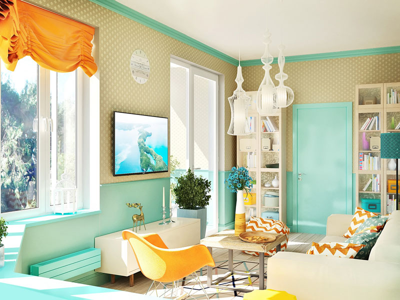 Дизайн квартиры 58