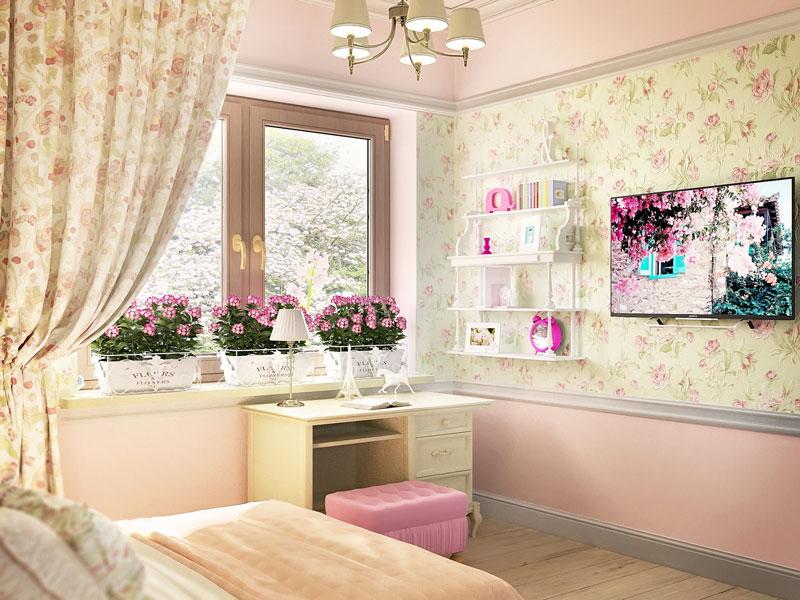 Дизайн квартиры 57