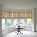 Дизайн штор для кухни 95