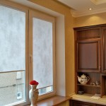 Дизайн штор для кухни 98