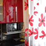 Дизайн штор для кухни 101