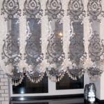 Дизайн штор для кухни 102