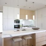 Современный дизайн кухни 8