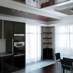 Идея интерьера современной кухни