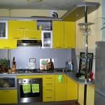 Идея дизайна кухни 5