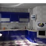 Идея дизайна кухни 6