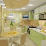 Идея дизайна кухни 7