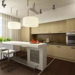 Идея дизайна кухни 8