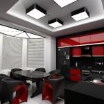 Идея современного дизайн кухни 21