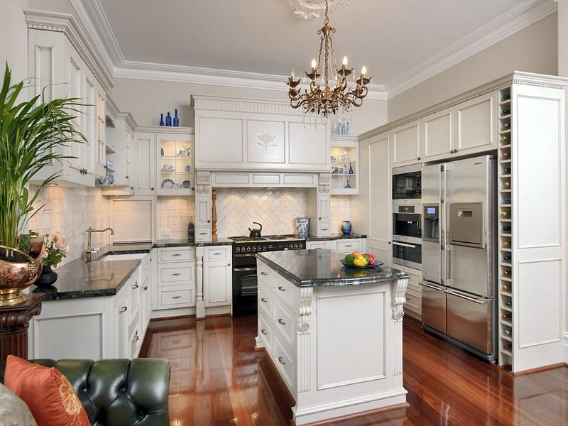Beautiful-White-French-Country-Style-Kitchen-Ideas