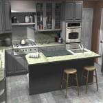 Интерьер кухни 11