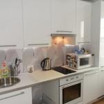 Дизайн белой кухни от ИКЕА