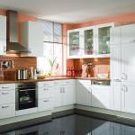 Вариант светлой кухни от ИКЕА
