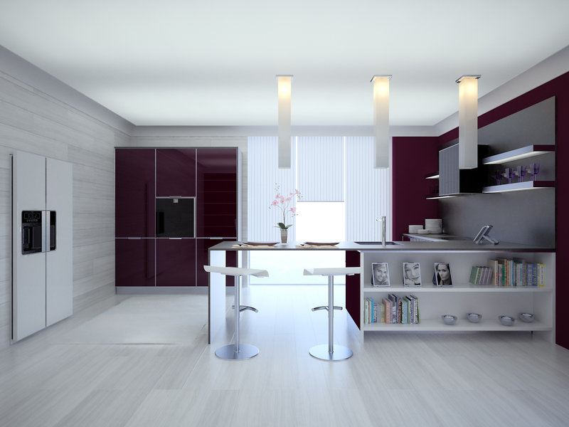 Impressive-and-Modern-Kitchen-with-Inspiring-Modern-Style-Kitchen-Designs