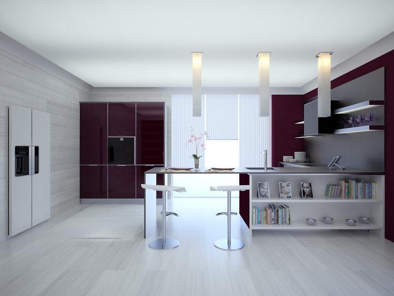 Impressive-and-Modern-Kitchen-with-Inspiring-Modern-Style-Kitchen-Designs