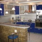 Идея современного дизайн кухни 24