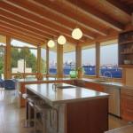 Современный интерьер кухни 1