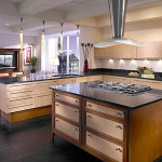 Современный интерьер кухни 2