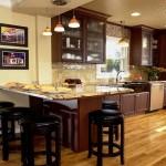 Современный интерьер кухни 3