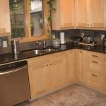 Современный интерьер кухни 12