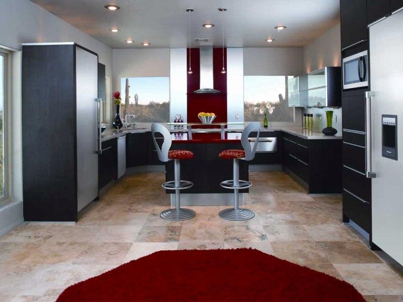 Modern-elegant-techno-kitchen-design