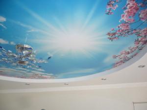 Потолок фотопечать 2