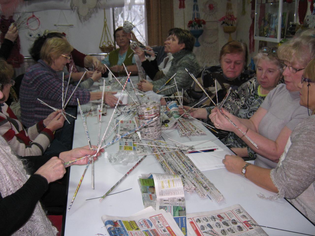 Пример плетения - 9