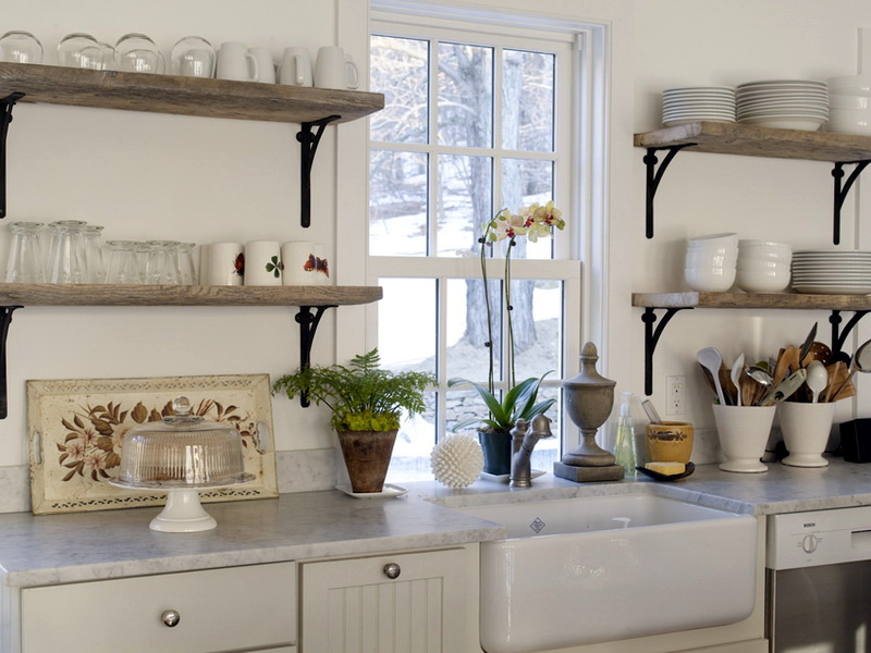 Reclaimed-Wood-Shelves-Water-Faucet1