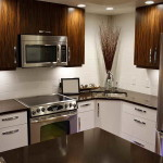Современный интерьер кухни 20