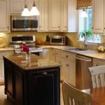 Идея современного дизайн кухни 1