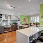 Идея современного дизайн кухни 14
