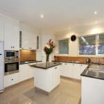 Идея современного дизайн кухни 16