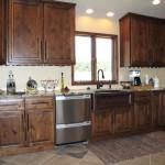 Идея дизайна кухни 12
