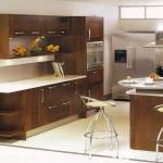 Идея дизайна кухни 1