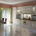 Идея дизайна кухни 21