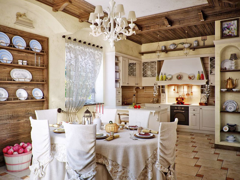 country_style_kitchen
