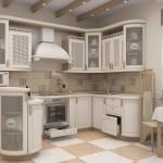 Интерьер кухни 3