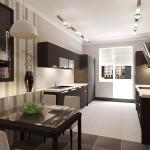 Интерьер кухни 8