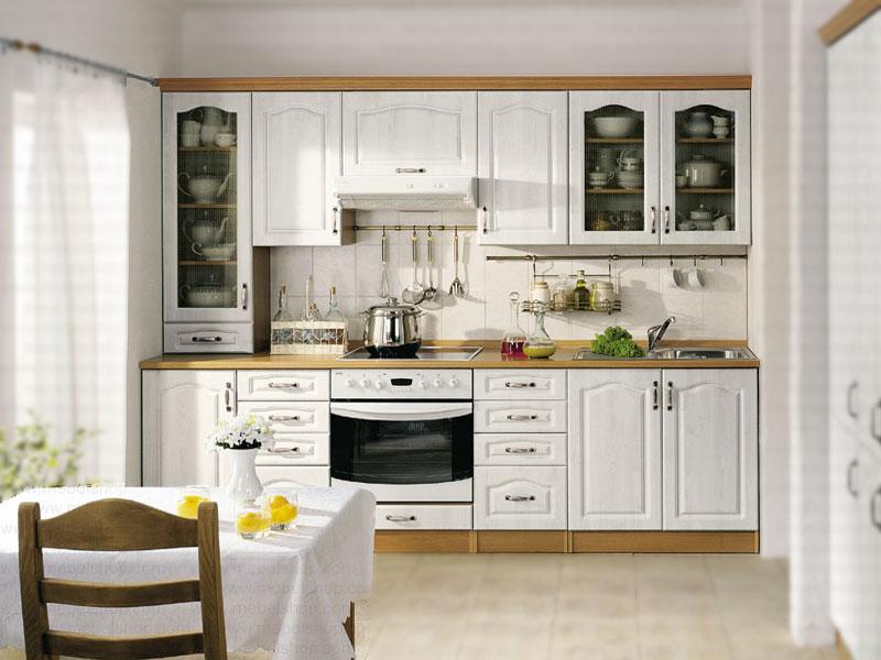 красивый дизайн современной кухни