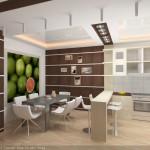 Интерьер кухни 15