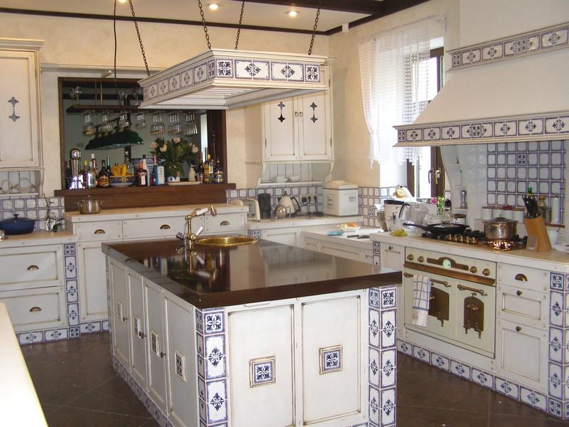 дизайн-кухни-ретро