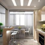 Интерьер кухни 16