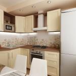 Интерьер кухни 23