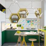 Дизайн современной кухни 22