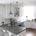 Вариант оформления кухни 2