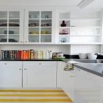 Вариант оформления кухни 8