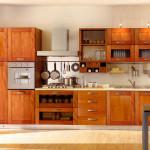 Вариант оформления кухни 10