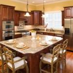 Вариант оформления кухни 12