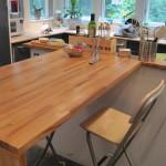 Современный интерьер кухни 5