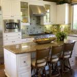 Современный интерьер кухни 4
